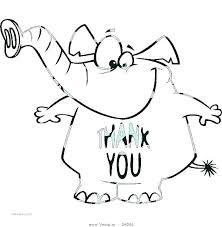 Free Printable Thank You Coloring Pages Free Coloring Library Free