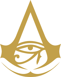Assassin's Creed Origins wallpaper and logo (SVG) by TheGoldenBox on ...