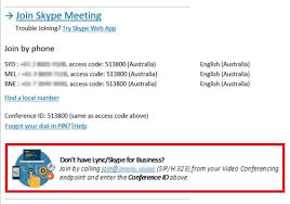 but what about organisations that use skype for business what s the solution for them