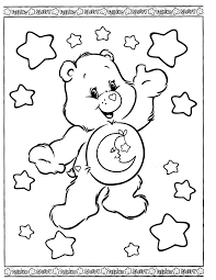 Small Picture Bedtime Coloring Pages Coloring Coloring Pages