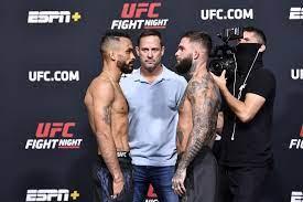 UFC Fight Night Vegas 27 ...