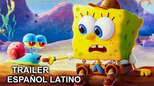 BOB ESPONJA AL RESCATE - Trailer Español Latino 2020 - YouTube
