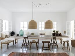a roundup of basket weave pendant lights that telegraph summer