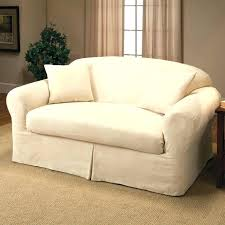 t cushion loveseat slipcover love seat 3 piece t cushion slipcover sure fit slip covers for sofas large size scroll t cushion loveseat slipcover