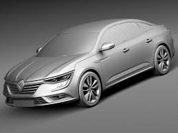 2018 renault talisman. simple talisman 15 renault talisman 2016 royaltyfree 3d model  preview no 16 inside 2018 renault talisman k