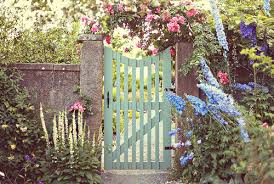 english garden flowers. Cottage, Cute, English, English Garden, Flowers, Gate, Vintage Garden Flowers A