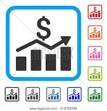 Sales Chart Icon Sales Chart Icon Vector Photo Free Trial Bigstock