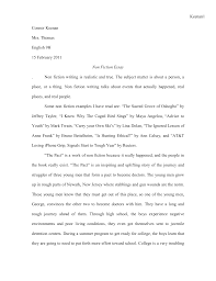 non fiction the pact essay doc