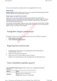 Hewlett-Packard HP 910 Yazıcı (Prınter) - Kullanma Kılavuzu - Sayfa:58 -  ekilavuz.com
