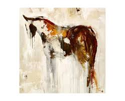 Ballard Designs Horse Art In Our Showroom Equestrian Artwork Melody 1 Finish Glass