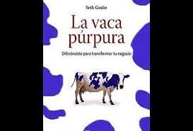 Cómo ser una vaca púrpura. Resena De La Vaca Purpura Paperblog