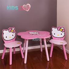 hello kitty kids furniture. kids girls pink hello kitty flower wooden table chairs hello kitty furniture f