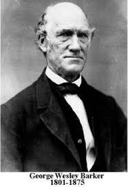 Gen George Wesley Barker (1801-1875) - Find A Grave Memorial