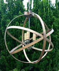 home improvement episodes large metal orb garden spheres orbs chandelier simple world market
