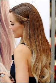 add an easy but elegant touch to your long hair on a special occasion with this simple side twist it s perfect for semi formal events when you want to add