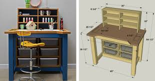 FREE Project Plan 2x4 Workbench  Home Improvement  Pinterest Kreg Jig Bench Plans