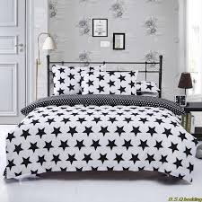 fresh black and white double duvet set 61 for your shabby chic duvet covers with black