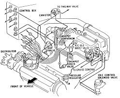 11 vacuum hose routing 1986 fuel injected accord