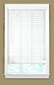 2 inch window blinds faux wood blinds 2 ft window blinds