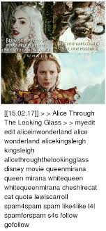 Alice In Wonderland Quote Unique BECAUSE YOURE NOT FROM AROUND HERE AT IS NOT IMPOSSIBLE ONI ONLY YOU