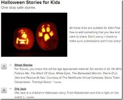 websites to halloween stories squidoo