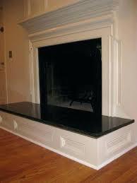 black granite fireplace fireplace facing kits black granite fireplace hearth gas fireplace facing kits black leathered