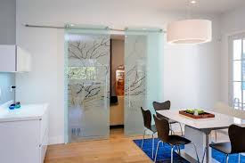 san francisco sliding panels with contemporary chandeliers dining room and pendant lamp sliding doors