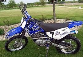 yamaha 125 dirt bike for sale. yamaha : tt ttr 125/150 bbr special 2002 dirt bike 125 for sale