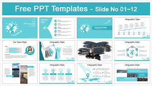 Travel Templates World Travel Concept Powerpoint Templates For Free Fully And Easily