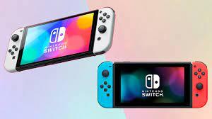 Nintendo Switch OLED vs. Nintendo ...