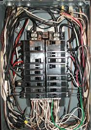 split bus electrical panels no main breaker charles buell split bus electrical service panel