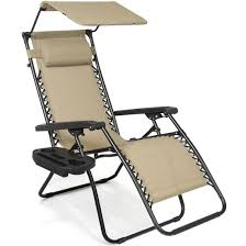 zero gravity chair with canopy patio