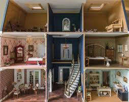 Bildergebnis fr foxhall manor dollhouse  Modern DollhouseMiniature Houses DollhousesMiniaturesDoll ...