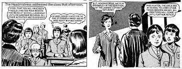 The Pot Hunter | Girls Comics Of Yesterday
