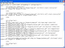 Easy Web Design - Demystifying Basic HTML