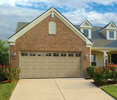 residential standard steel panel garage doors