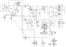 chapter electrical 5 battery 12v 14ah 6 starter motor 7 starter relay 8 starter switch 9 fuse ignition 10a 10 engine stop switch 11 starting circuit cut off relay