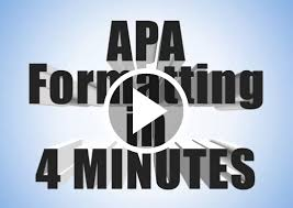 Formatting Apa Guide Based On The 6th Edition Subject And