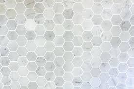 marble hexagon tile awesome how to install a just girl and regarding carrara honed bianco various hexagon tile
