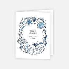Wedding Thank You Notes Wedding Thank You Cards Paper Culture