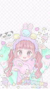 PC Cute Kawaii Pastel Desktop ...