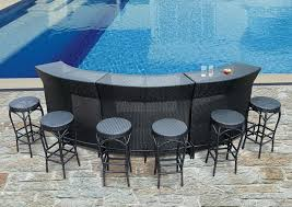 pool bar furniture. the most outdoor pool bar furniture home design ideas inside