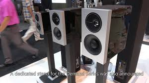 definitive technology speakers. definitive technology demand series speakers unveiled at cedia 2017