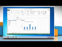 How To Change The Layout Or Style Of A Chart In Excel 2013