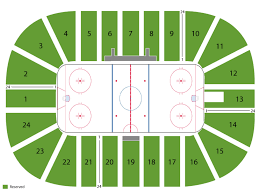Gopher Hockey Seating Chart Mariucci Arena Seating Chart And Tickets