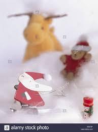 Weihnachten Figuren Anders Baumwolle Verwischen
