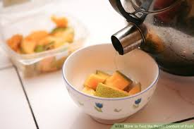 Pectin Content Of Fruits Chart How To Test The Pectin Content Of Fruit 5 Steps With Pictures
