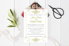 Swirls Templates Swirls Wedding Invitation Template Swirls Invitations