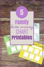 Free Fhe Chart Best Of Mom Of 5 Trying To Survive Family