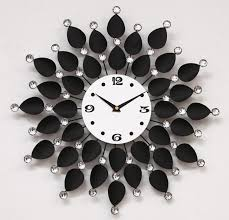 a024 wrought iron metal sunflowers flowers wall clock times quartz watch the clock home decoration fashion new art design online with 255 66 piece on  on wall clock art design with a024 wrought iron metal sunflowers flowers wall clock times quartz